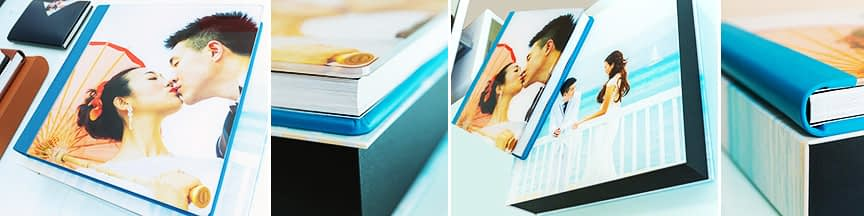 Graphistudio Acrylic Wedding Album